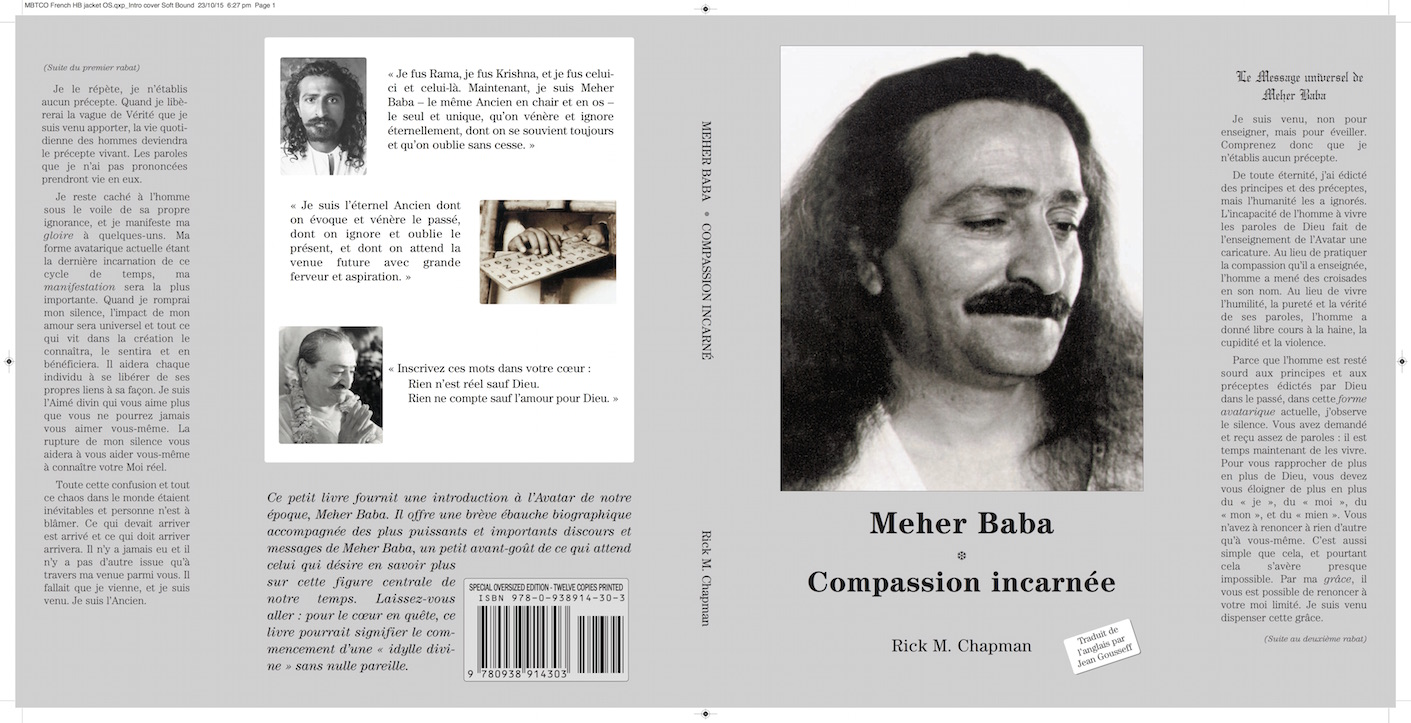 Meher Baba Compassion incarnee