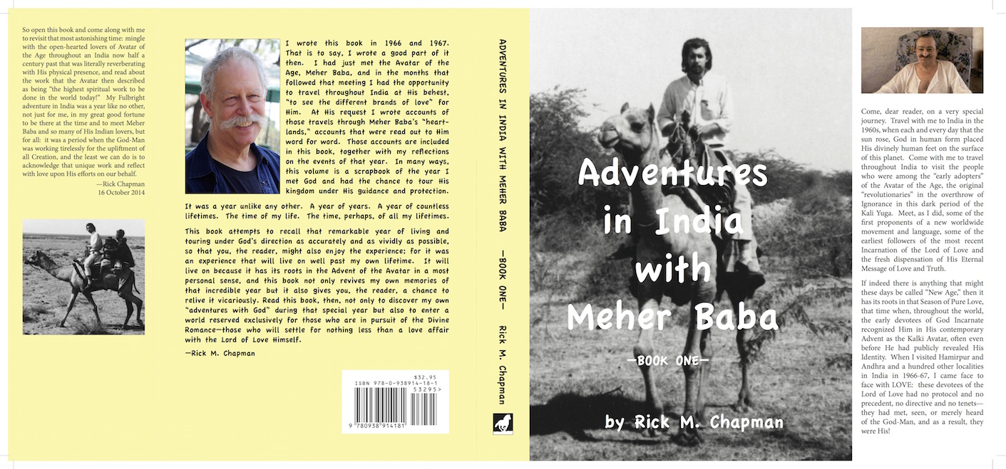 Adventures in India with Meher Baba